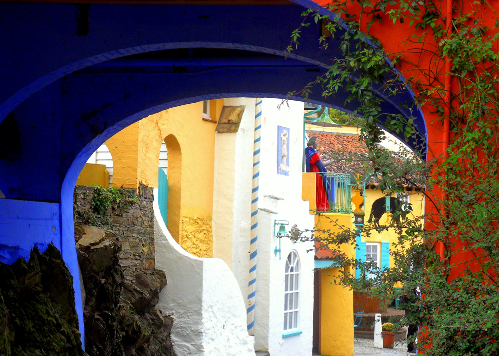 The Italianate Village of Portmeirion