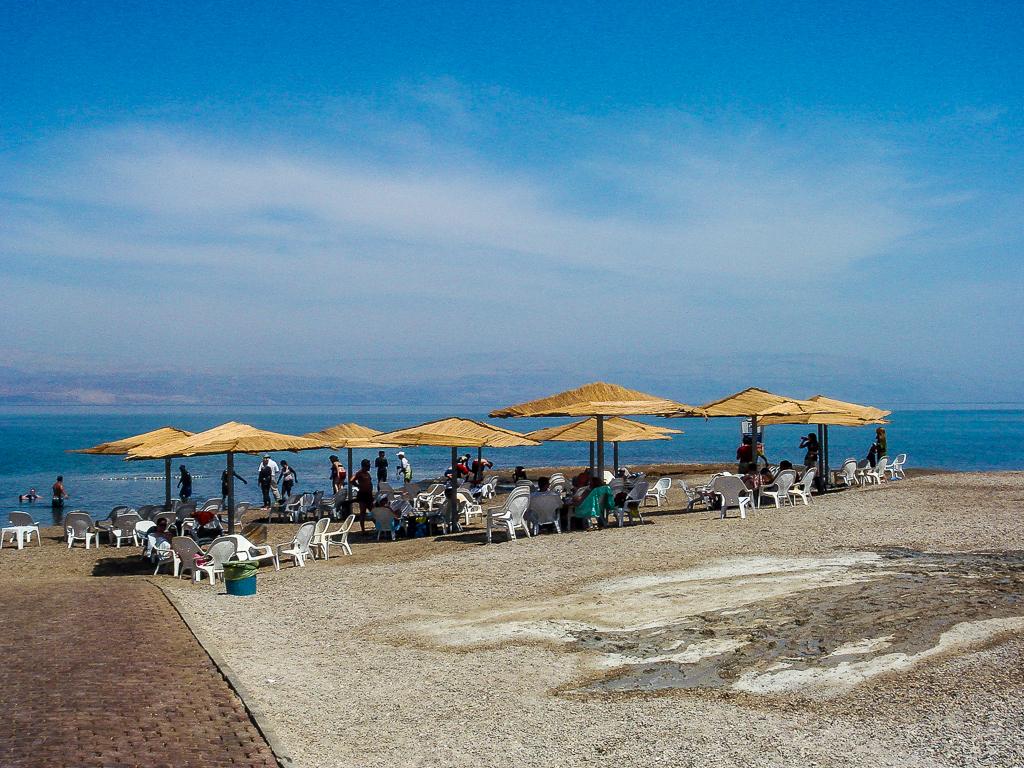 The Oasis of EinGedi