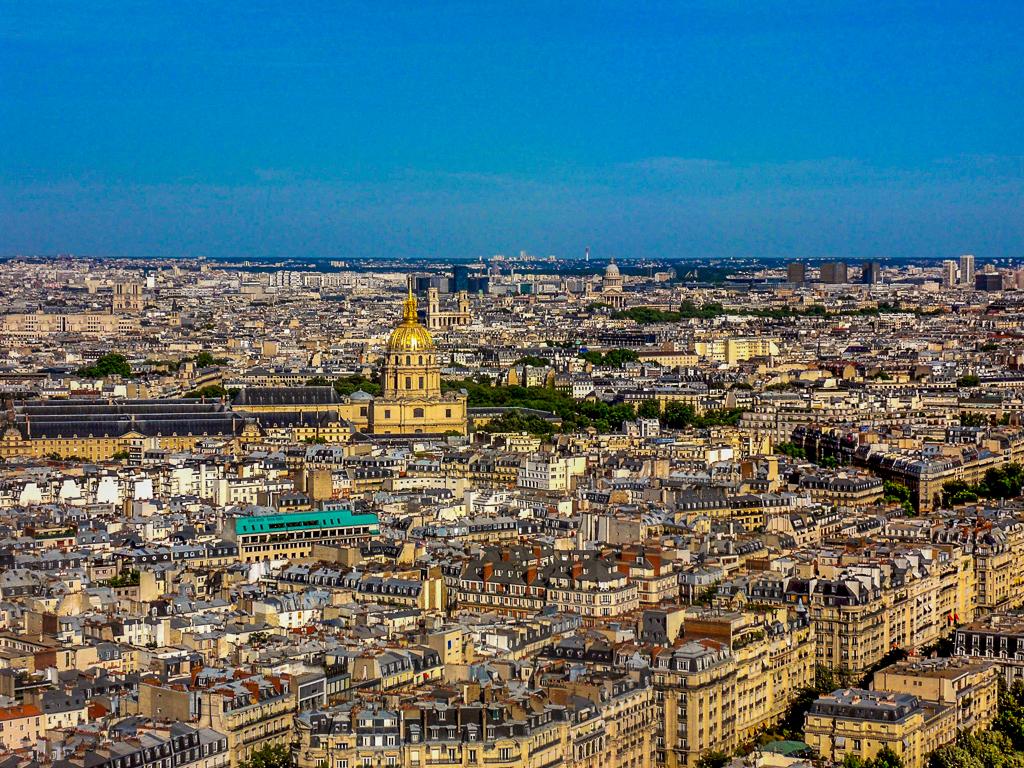 Summertime in Paris