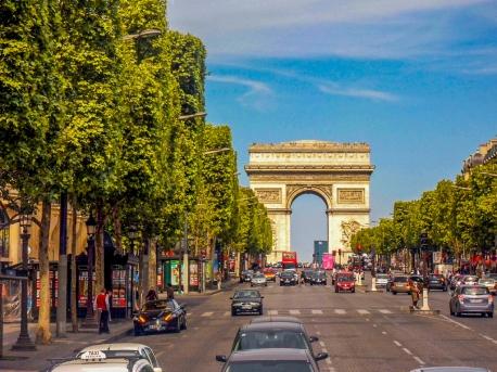 L'Avenue de Champs Elysees